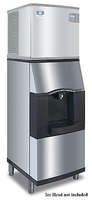 """Manitowoc SPA-160 120lb Hotel Ice Dispenser 22"""" Wide Floor Model Stainless"""