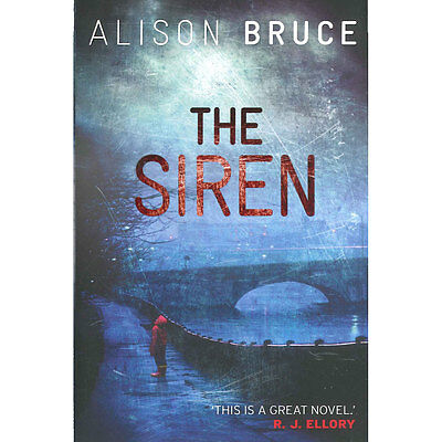 The Siren by Alison Bruce (Paperback), Books, Brand New