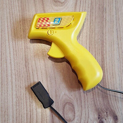 My first Scalextric - Latest Controller / Throttle MAINS - Yellow