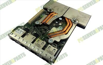 Dell Broadcom BCM57800-T 2x10GB/1GB Base-T Netxtreme II Daughter Card RNDC G8RPD