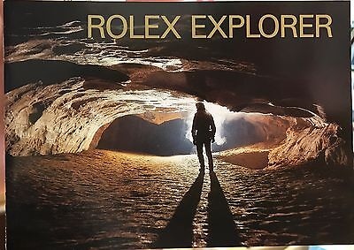 Rolex Explorer Booklet, Various Years Available