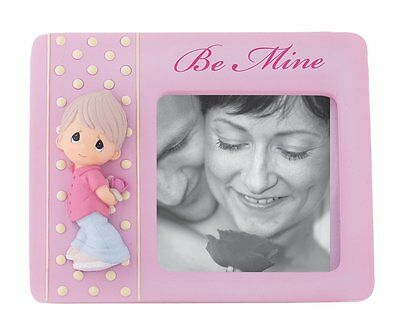 Precious Moments Love Photo Frame 834002 Be Mine*NEW IN BOX*RETIRED*