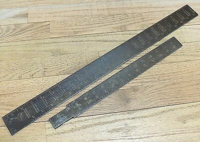 P. S. & W. Guaranteed Bs-3 Take Down Framing Square-Vintage Hand Tool