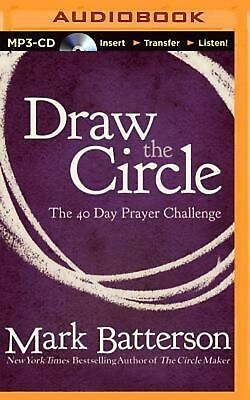 Draw the Circle: The 40 Day Prayer Challenge by Mark Batterson (English) Compact