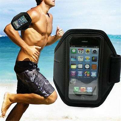 Sports Running Jogging Gym Armband Case Cover Holder For Apple iPhone5 5S 5C SE