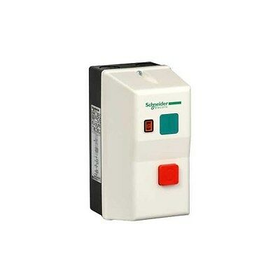 Schneider Electric LE1M35N712 2.2kW 415V 3 Ph Starter Thermal Overload 3.7-5.5A