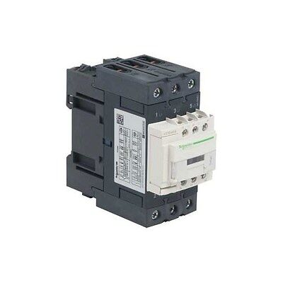 Schneider Electric LC1D40AF7 TeSys 3 Pole Contactor 40A 110VAC 50/60Hz