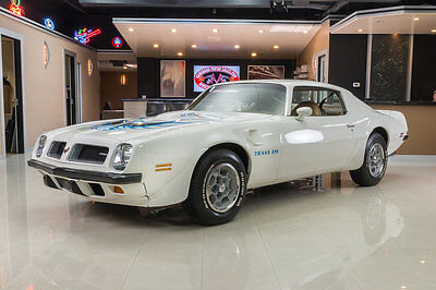 1974 Pontiac Firebird  Rare 455 SD Fully Restored Low Mileage! All Numbers Matching & Documented!