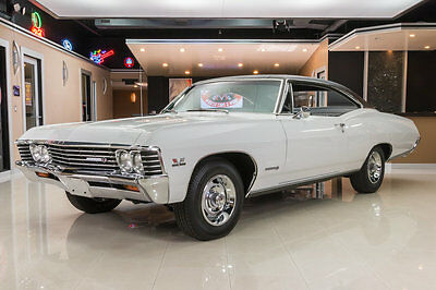 1967 Chevrolet Impala  Frame Off Resto, #'s Matching 396ci Engine, TH400 Trans, PS, PB, Factory A/C!
