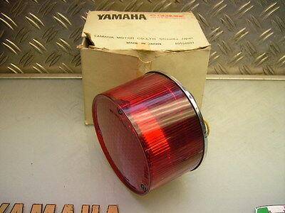 New/neu ? Taillight Rear Tail Lamp Yamaha Xt 500 1N5/1U6-84510-40/20 Rücklicht