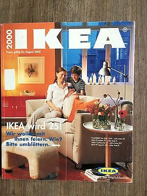 ikea katalog von 2000 eur 1 00 picclick de. Black Bedroom Furniture Sets. Home Design Ideas