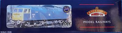 EMPTY BACHMANN CLASS 47 LOCO BOX from 32-801 BR  no D1708 BLUE RIBAND SPARES