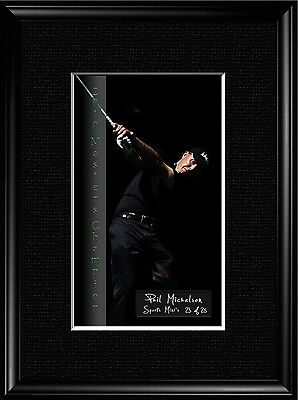 Phil Mickelson Pga Golf Mini's #23