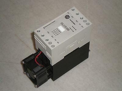 Allen Bradley 156-B32AB3 Relay 3 Phase Semiconductor Contactor Solid State 32A