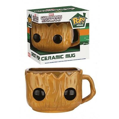 Marvel Guardians of the Galaxy Groot Mug Funko Pop! Home