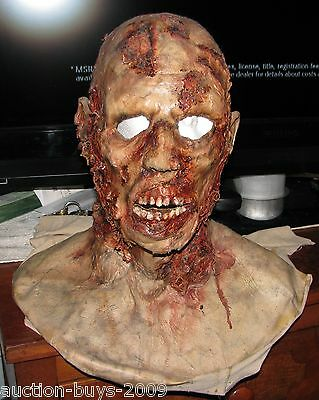 Cabin In The Woods Screen Used Zombie Mask