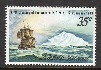 1973 NORFOLK ISLAND CAPTAIN COOK BICENTENARY 3rd issue SG129 mint unhinged