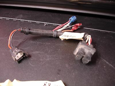 engine wiring harness-ignition msd 8876