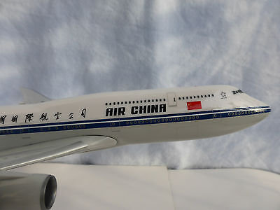 AIR CHINA Boeing 747-8 1/250 Herpa Snap Fit 610438 747 747-8i Intercontinental