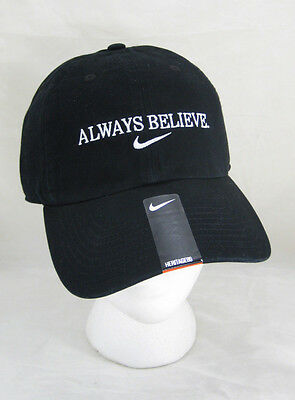 Nike Lebron Always Believe Dad Hat LIMITED Cleveland Championship 927509-010 923c116a1b5