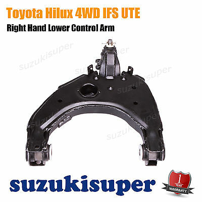 Toyota Hilux 4WD IFS Ute Front Lower Control Arm RIGHT Hand Side