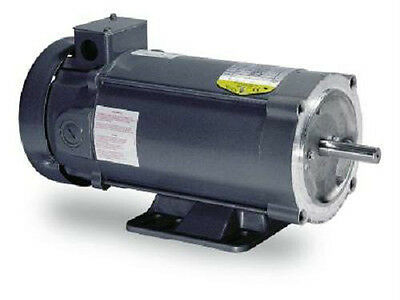 Cdp3455 1 Hp, 1750 Rpm New Baldor Dc Electric Motor
