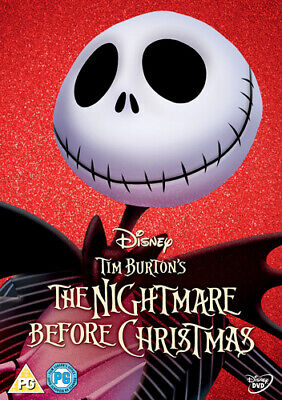 The Nightmare Before Christmas DVD (2007) Henry Selick cert PG Amazing Value