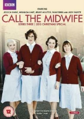 Call the Midwife: Series 3 DVD (2014) Jessica Raine ***NEW***