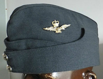 Royal Air Force Officers Side Cap 56cm