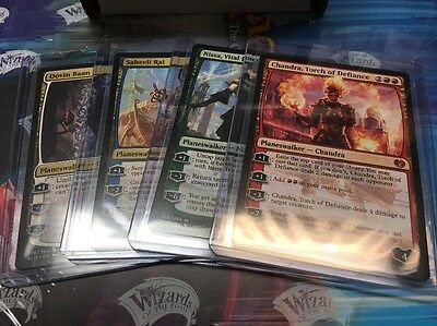 MTG Magic The Gathering Kaladesh Complete Set 1-264 Chandra w Tokens Ships Fast