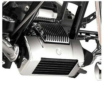 Harley-Davidson Oil Cooler Kit *does not come with chrome cover* (62895-03A)
