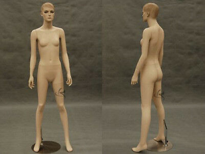 Female Fiberglass Mannequin Manequin Manikin Dress Form Display #MD-LINDA