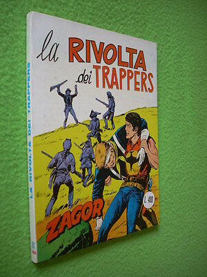 ZAGOR ristampa  n.81 - NUOVO !!