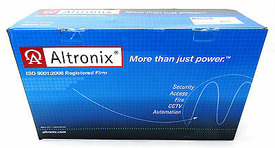 NEW Altronix MAXIMAL3R Rack Mt Access Power Controller w/ Power Supply