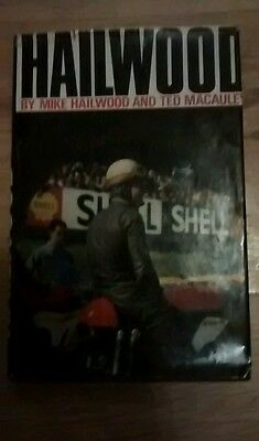 Hailwood first edition 1968 Mike Hailwood Motorcycling British vintage book