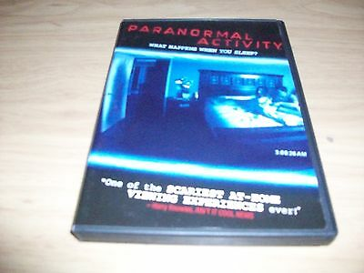 Horror Movie: Paranormal Activity!! Used & In Excellent Condition!