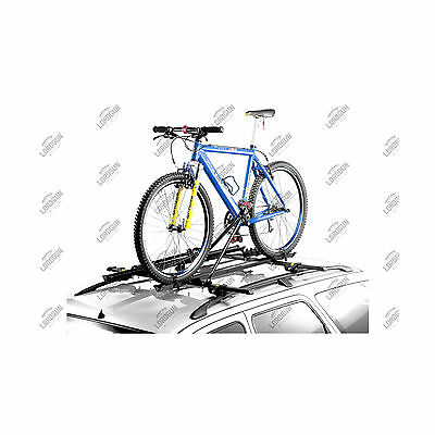 Portabicicletta Auto Tetto Peruzzo Uni-Bike 320 Universale Roof Bike Carrier