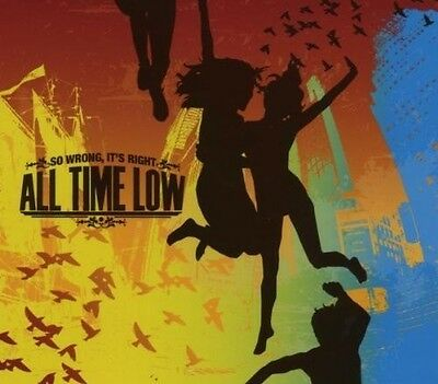 All Time Low - So Wrong It's Right [New Vinyl]