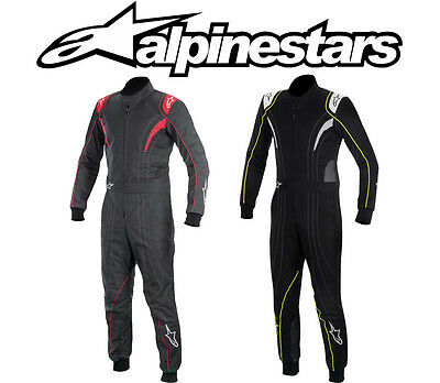 Alpinestars KMX-5 S Youth Suit, Ideal for Kart Racing & Autograss Various Colour