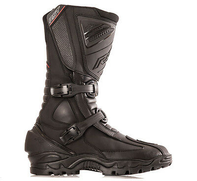 NEW RST Adventure 2 CE Approved Waterproof Motorcycle Touring Boots