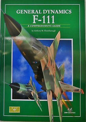 SAM Publications MDF19 - The General Dynamics F-111         176 Pages       Book
