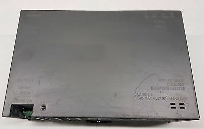 SIEMENS Sitop Power 40 6EP1437-2BA10 40A Power Supply 24VDC 40A E-Stand:5