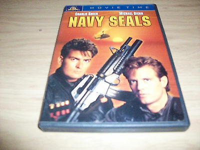 Action Movie: Navy Seals!! Used & In Excellent Condition!! Charlie Sheen!!!