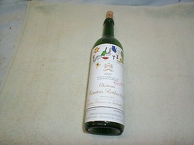 Chateau Mouton Rothschild Pauillac Vintage1997 OFFERS.Collectable.