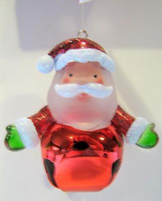Trimmerry Treasures Santa Bell/NWT