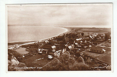 Rosemarkie Black Isle Ross-shire 1933 Real Photograph Valentines 220648 Old PC