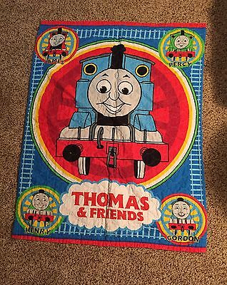 Thomas and Friends baby quilt