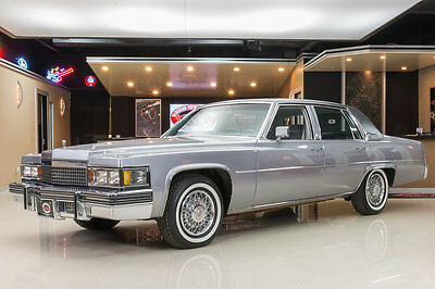 1979 Cadillac DeVille  All Original, Time Capsule! 6,700 Actual Miles, # Matching 425ci V8, TH400 Auto