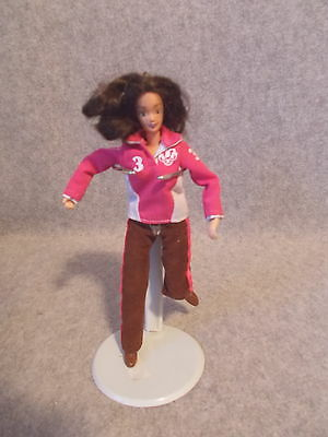 """Breyer Horse Rider Jointed Brunette Comb Through Hair Cowgirl Girl Rider 8"""" Doll"""
