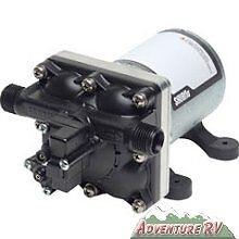 Shurflo Revolution Automatic RV Camper 12V Water Pump 3 GPM New 4008-101-E65 A65